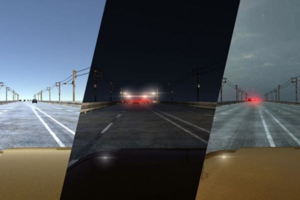 VR Racer: Highway Traffic 360