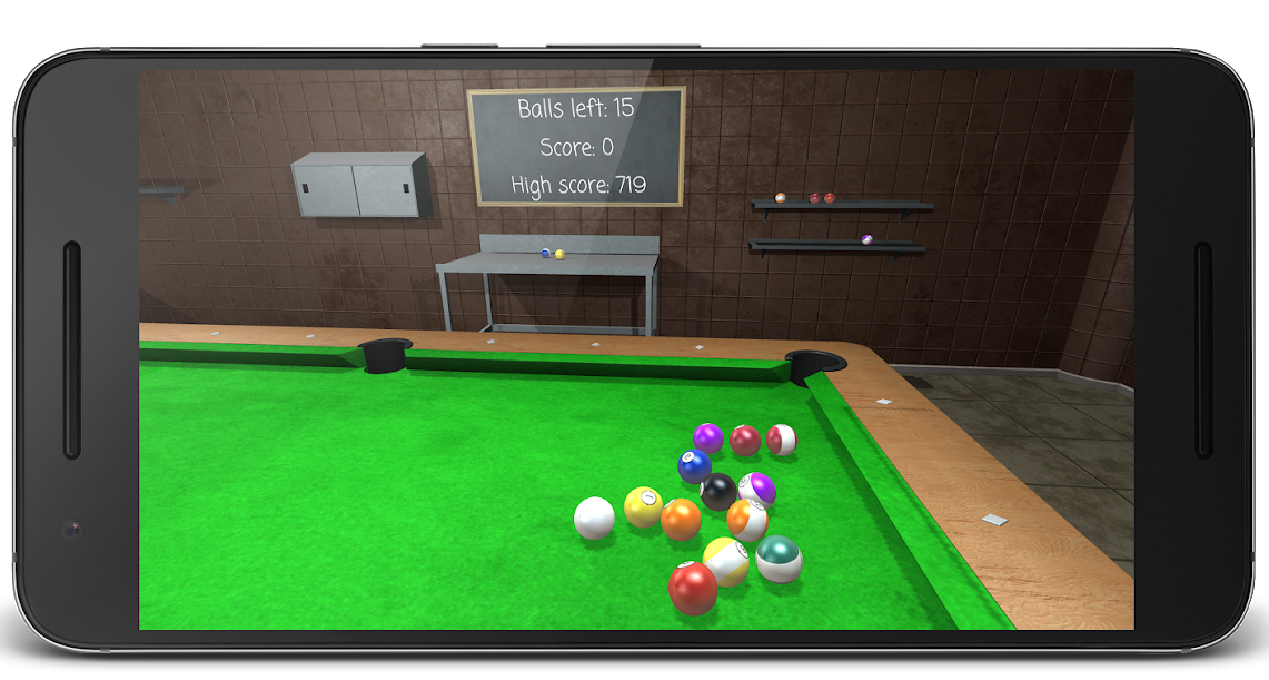 Pool 360° VR