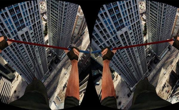 Rope Crossing Adventure VR2