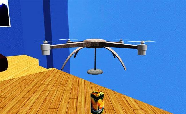 Smart Drone VR
