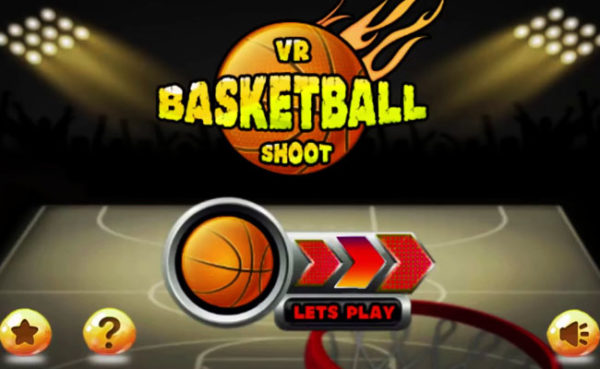 VR Baloncesto Shoot 3D
