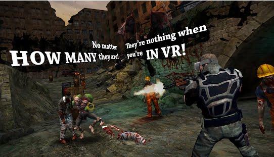 R DEAD TARGET Zombie Intensified