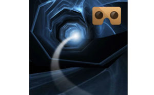 VR Tunnel Race Free