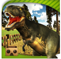 Dinosaur Crazy Virtual Reality VR