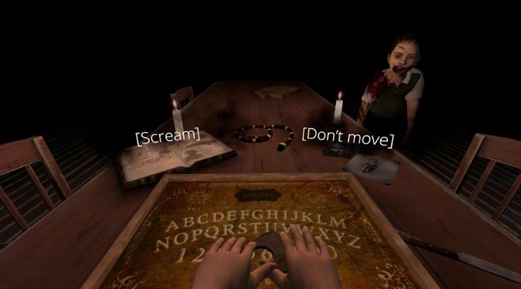 Sammy in VR