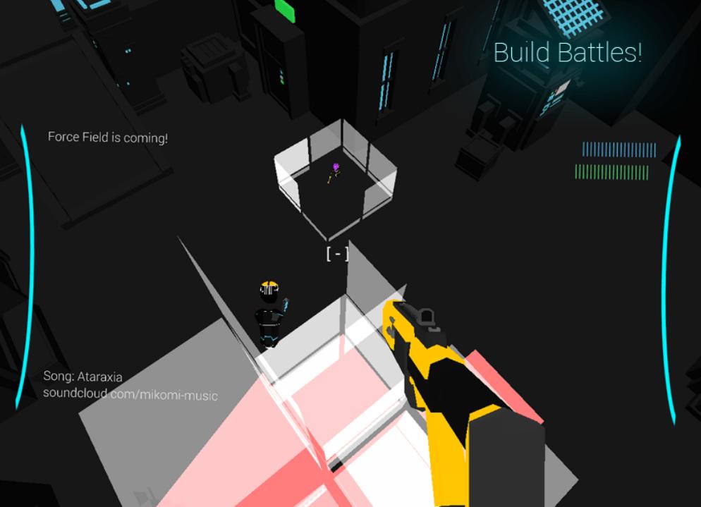 VR Paintball (Multiplayer)