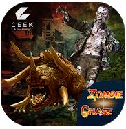 Zombie Chase Virtual Reality