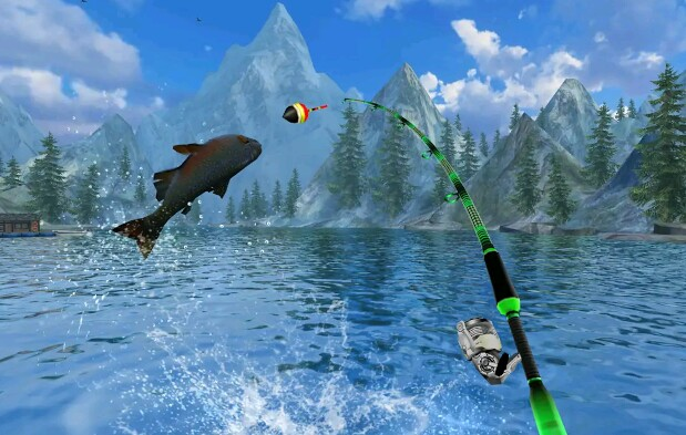 Ace Fishing VR