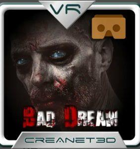 Bad Dream VR Cardboard Horror:
