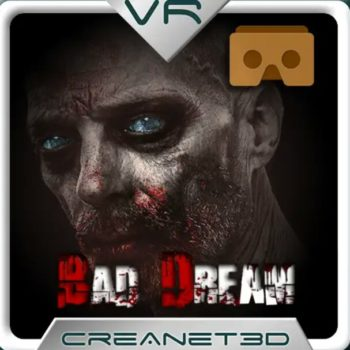 Bad Dream VR Cardboard Horror:
