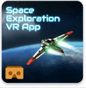 Space Exploration VR App - Simulated VR Experience