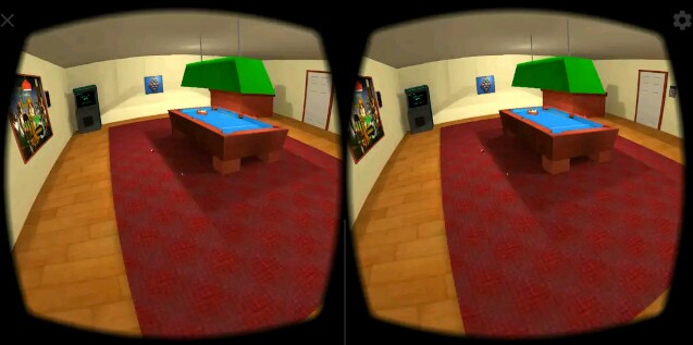 VR Puzzle Room