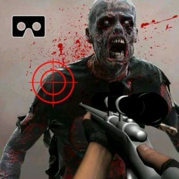 Zombie Fighter Virtual Reality