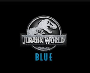 Jurasic World Blue
